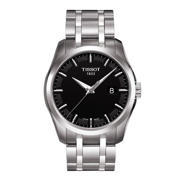 c2e732e32d Pánské hodinky Tissot T035.410.11.051.00 Couturier