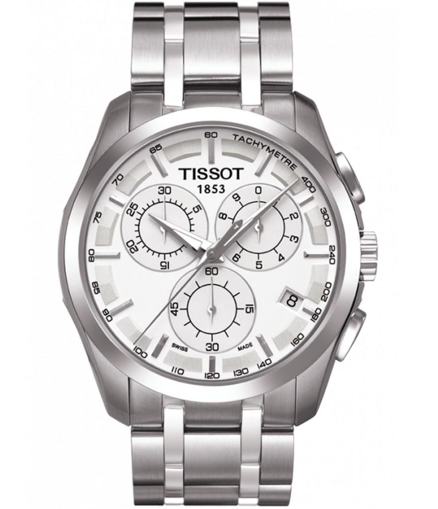 36329db48f Pánské hodinky Tissot T035.617.11.031.00 Couturier
