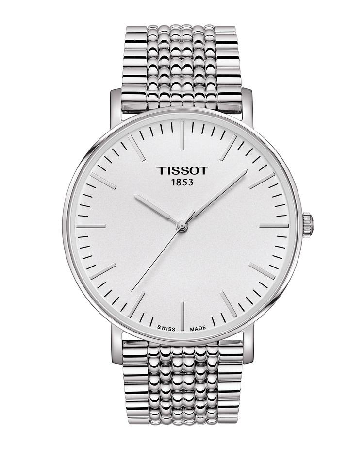 Pánské hodinky Tissot T109.610.11.031.00 Everytime Big 0d1a26fc6dd
