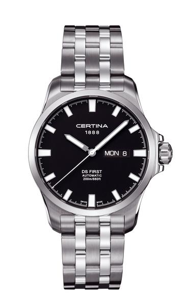 Pánské hodinky Certina C014.407.11.051.00 DS First automatic 12ff98d2ff